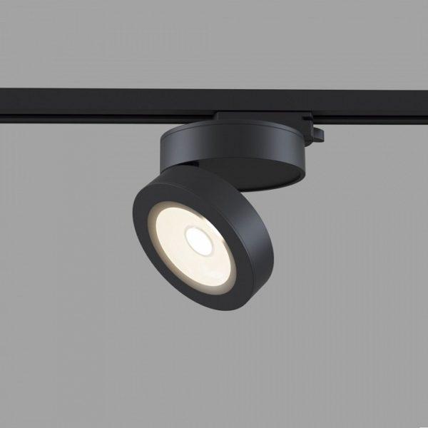 Фото 2 Светильник на штанге TR006-1-12W3K-B4K в стиле техно