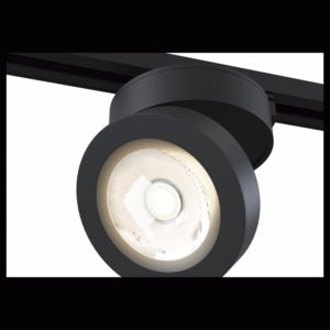 Детальное фото 1 Светильник на штанге TR006-1-12W3K-B4K в стиле техно