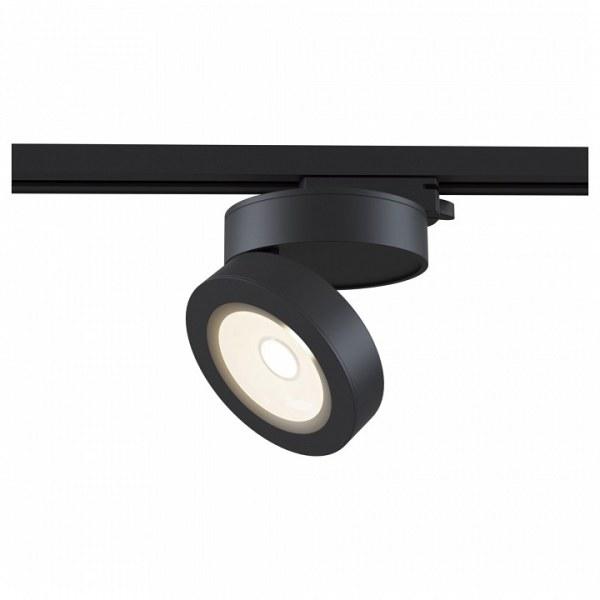 Фото 1 Светильник на штанге TR006-1-12W3K-B4K в стиле техно