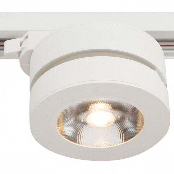 Фото 1 Накладной светильник TR006-1-12W3K-W в стиле техно