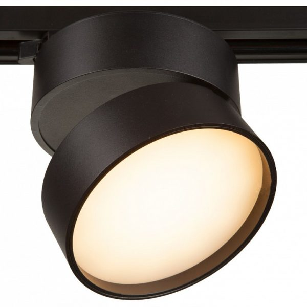 Фото 2 Накладной светильник TR007-1-18W3K-B в стиле техно