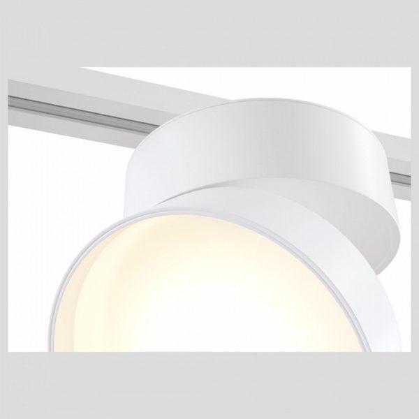 Детальное фото 1 Светильник на штанге TR007-1-18W3K-W4K в стиле техно