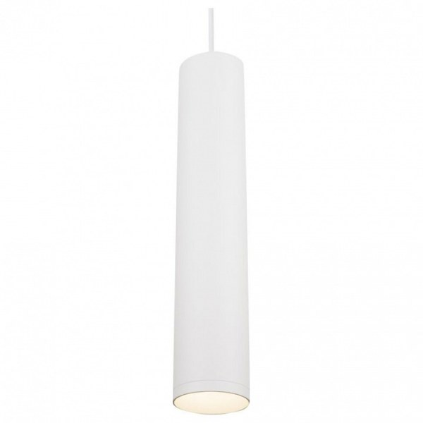 Фото 1 Подвесной светильник TR008-1-GU10-W в стиле техно