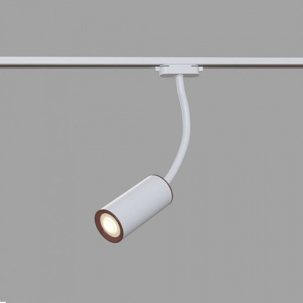 Фото 2 Светильник на штанге TR010-1-GU10-W в стиле техно