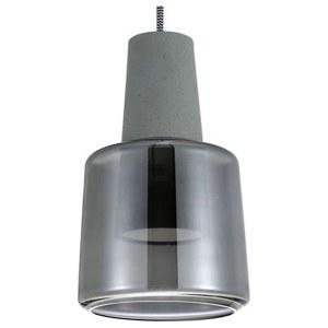 Фото 1 Подвесной светильник UNO SP1 SMOKE в стиле модерн