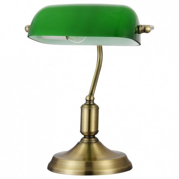 Фото 1 Настольная лампа офисная Z153-TL-01-BS в стиле классический