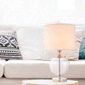Фото в интерьере 1 Настольная лампа декоративная Z533TL-01N в стиле модерн