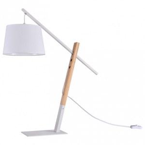 Фото 1 Настольная лампа декоративная Z549TL-01W в стиле модерн