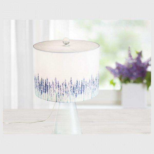 Фото в интерьере 1 Настольная лампа декоративная Z672TL-01TR в стиле модерн
