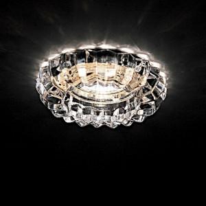 Фото в интерьере Встраиваемый светильник 002120 в стиле модерн