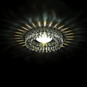 Фото 2 Встраиваемый светильник 002534 в стиле модерн