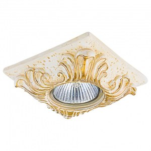 Фото 1 Встраиваемый светильник 002622 в стиле классический