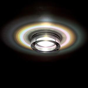 Фото в интерьере Встраиваемый светильник 006110 в стиле модерн