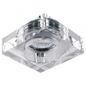 Фото 1 Встраиваемый светильник 006120 в стиле модерн