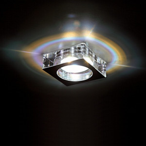 Фото в интерьере Встраиваемый светильник 006124 в стиле модерн