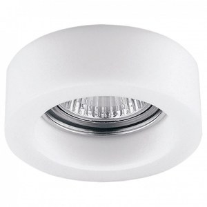 Фото 1 Встраиваемый светильник 006136 в стиле модерн