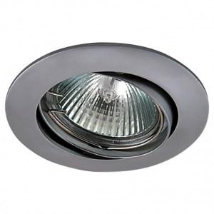 Фото 1 Встраиваемый светильник 011029 в стиле техно