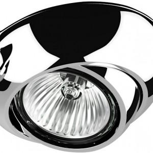 Детальное фото 1 Встраиваемый светильник 011834 в стиле техно