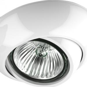 Детальное фото 1 Встраиваемый светильник 011836 в стиле техно