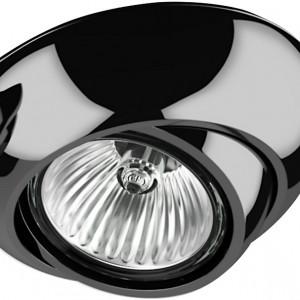 Детальное фото 1 Встраиваемый светильник 011837 в стиле техно