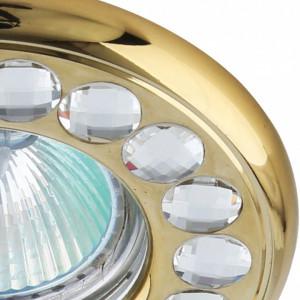 Детальное фото 1 Встраиваемый светильник 011902 в стиле модерн