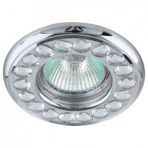 Фото 1 Встраиваемый светильник 011904 в стиле модерн