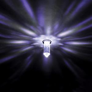 Фото в интерьере Встраиваемый светильник 079014 в стиле техно