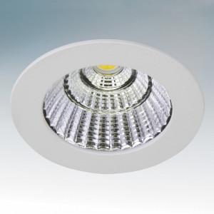 Фото 2 Встраиваемый светильник 212416 в стиле техно