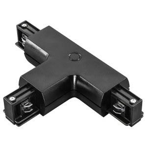 Соединитель с токопроводом T-образный для треков 504137 Lightstar