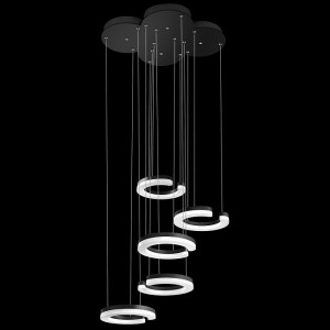 Фото 2 Подвесной светильник 763437 в стиле техно