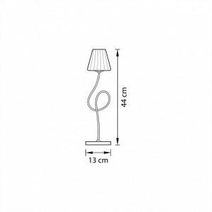 Настольная лампа декоративная 814917 Lightstar