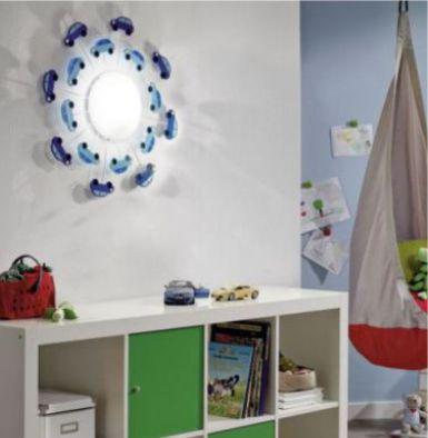 Предметы освещения для детской