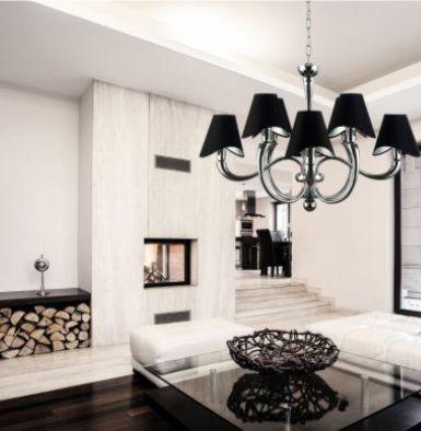 Предметы освещения для гостиной