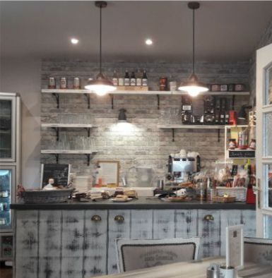 Предметы освещения для кухни
