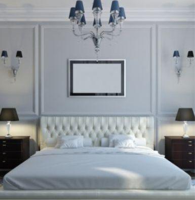 Предметы освещения для спальни