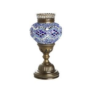 Настольные лампы металл + мозаичное стекло Е14 1*40w