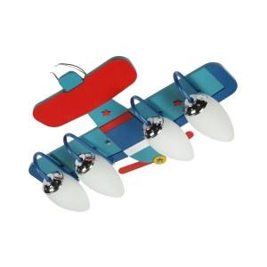 Потолочная люстра Самолет KINK Light 074500