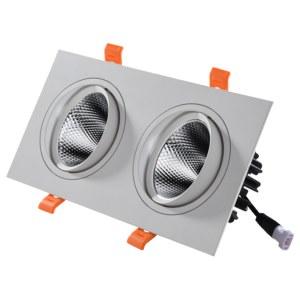 Врезной светильник Точка KINK Light 2132