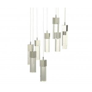 Подвесные металл + стекло Led 45W (4000K)