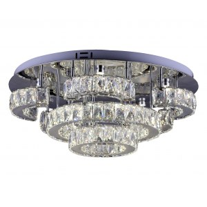 Потолочная люстра Тор-Кристалл KINK Light 08611(3000-6000K)