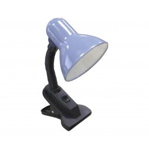 Настольные лампы металл + пластик E27 1*40w