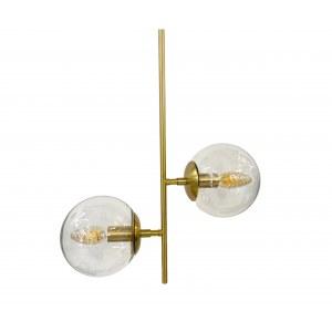 Подвесные металл + стекло E14 2*5W