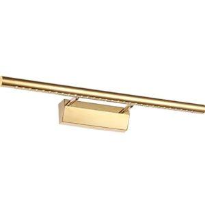 6430-1,33 (уценка) Подсветка ПРОЕКЦИЯ золото w40*10 h 5,5  Led 5W (4000K) Кнопка On/Off