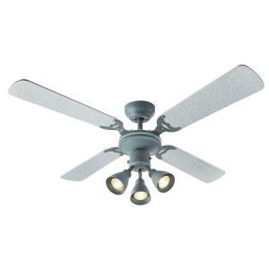 Люстра — вентилятор Globo Harvey 03357, GU10, 3x50W