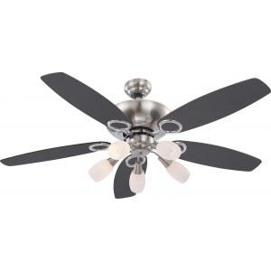 Люстра-вентилятор Globo 0337 купить с доставкой по всей России в интернет магазине СВЕТ-ОНЛАЙН.РУ