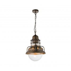 Подвесной светильник Globo Jaden 15013 купить с доставкой по всей России в интернет магазине СВЕТ-ОНЛАЙН.РУ