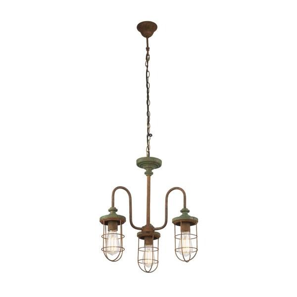 Подвесной светильник Globo Teru 15027-3
