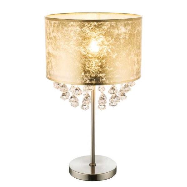 Настольная лампа Globo Amy 15187T3, E27, 1x60W