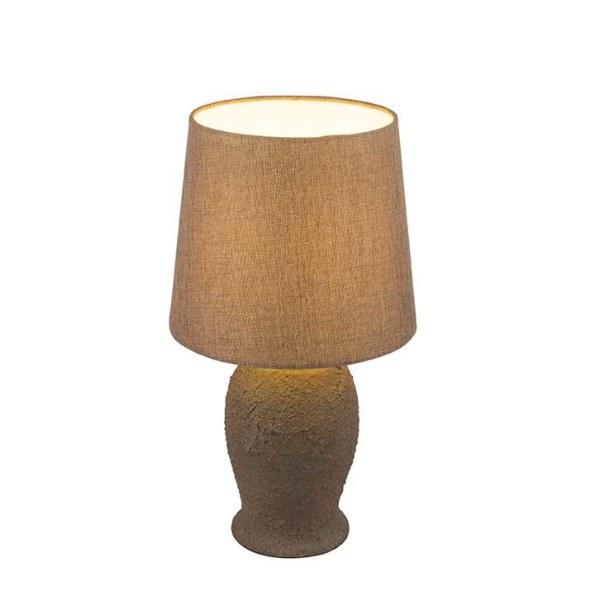Настольная лампа Globo Rea 15262T, E27, 1x60W