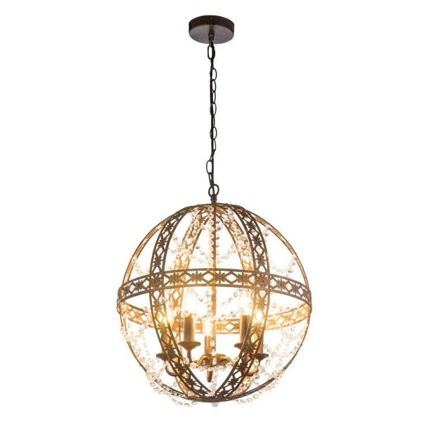 Подвесной светильник Globo Sharin 15816-5